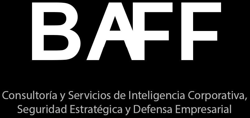 Logotipo Baff